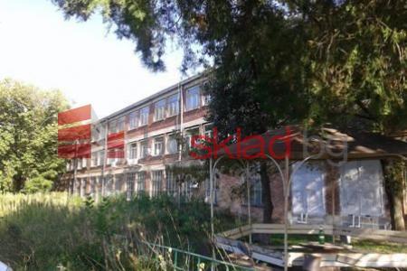 Продава административно-производствена сграда с терен от 19 дка, гр. Стара Загора