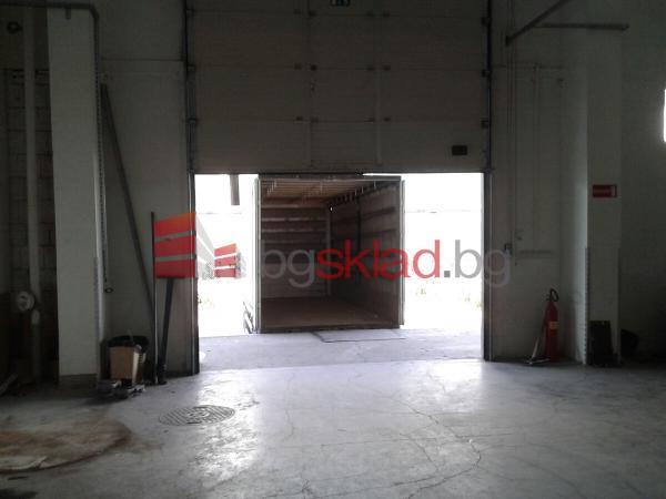 Продажба Склад 3000 м2, Индустриален